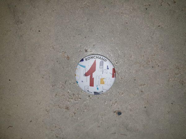 badge marine