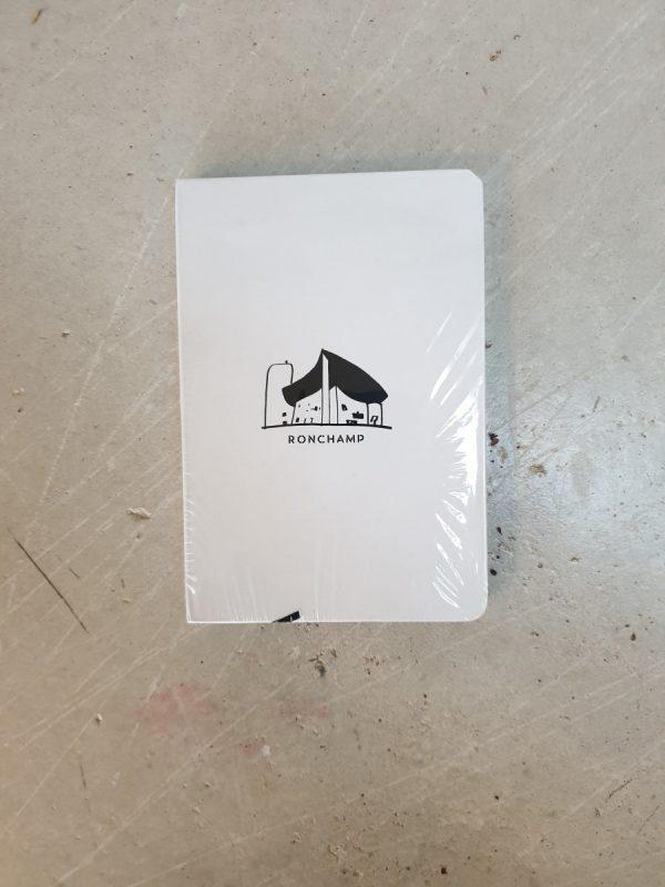carnet blanc chapelle