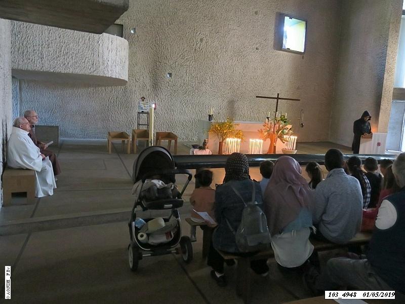 Rencontre inter religieuse